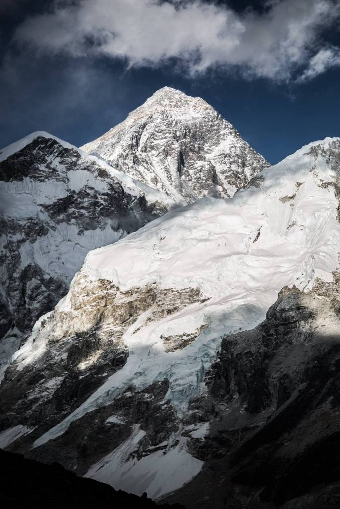 Everest view from Kala Pattar