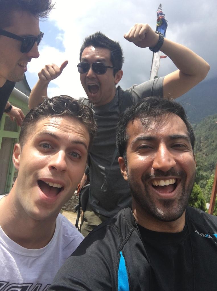 Karl, Zach, Leo