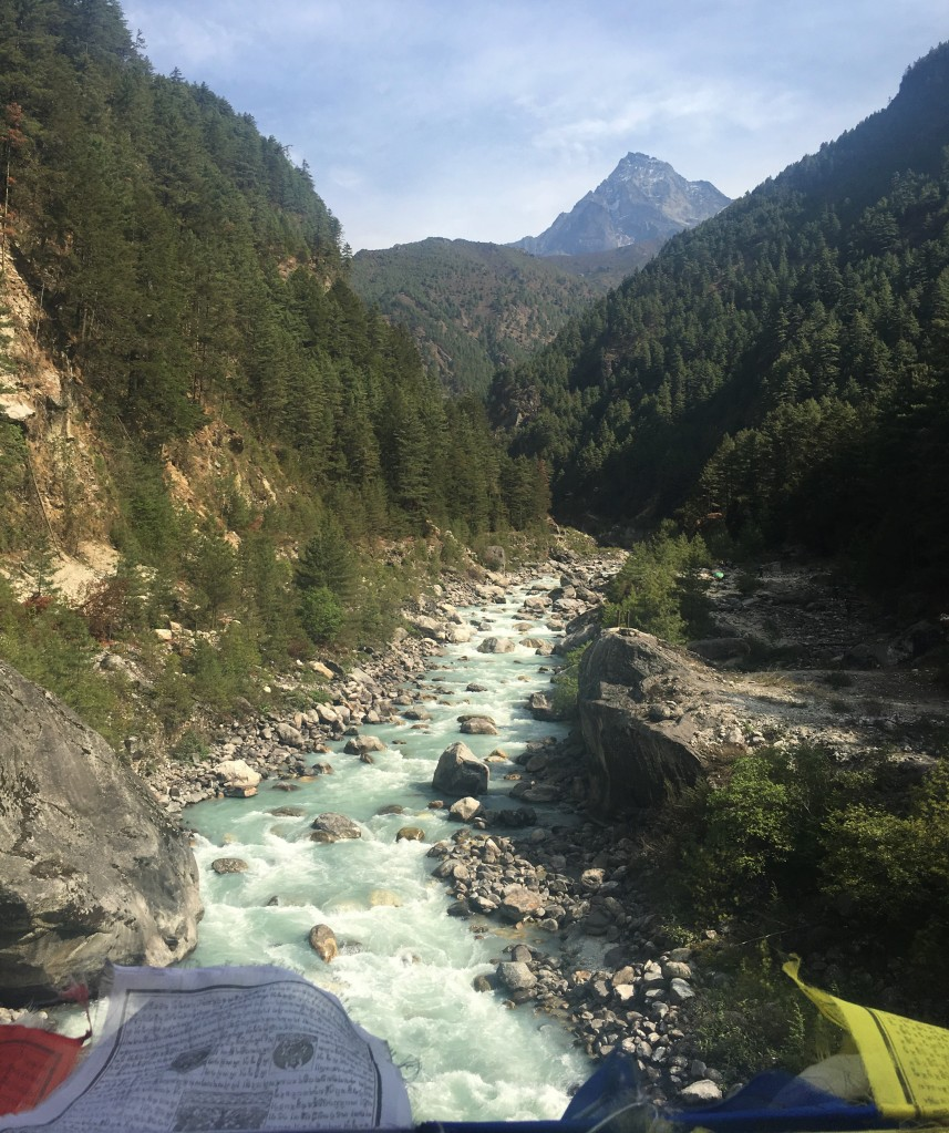Dudh Koshi River