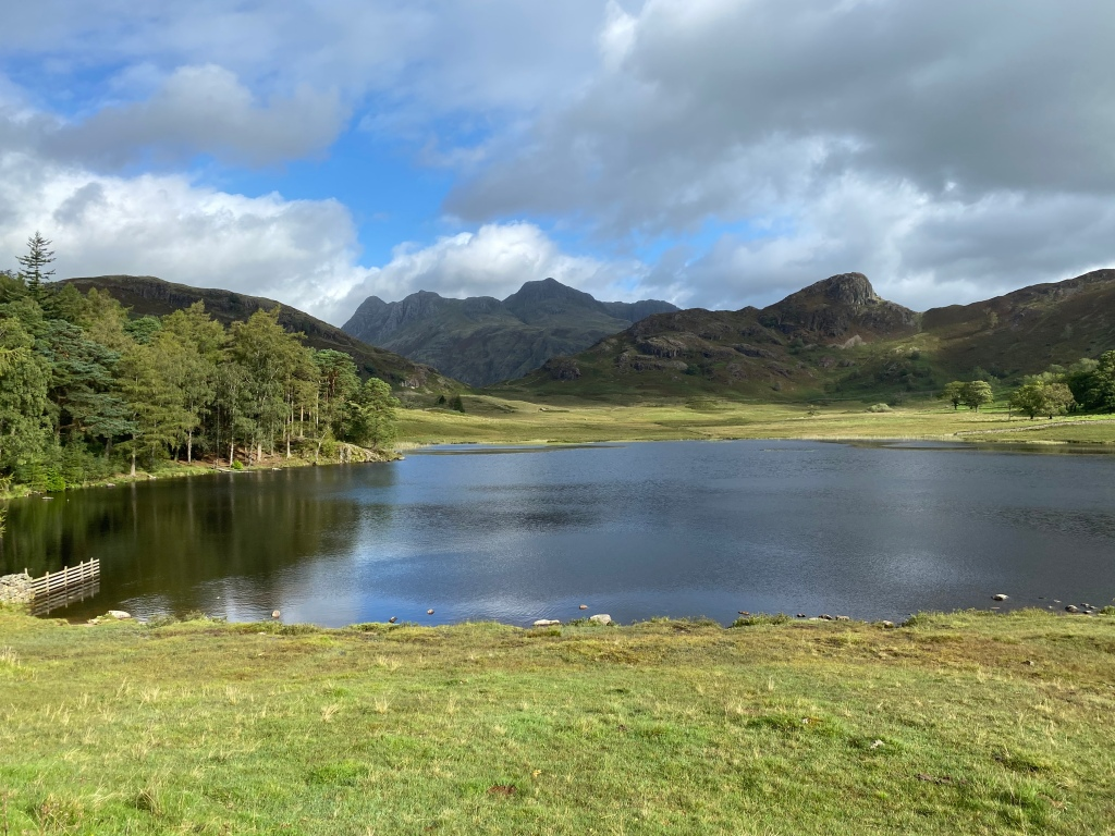 small lake in the Lake District